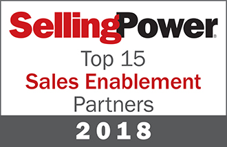 SellingPower Top 15 Sales Enablement Partners